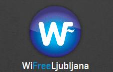 Free WiFi in Ljubljana